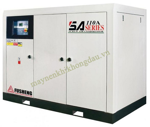 Bảo trì, bảo dưỡng máy nén khí trục vít Fusheng định kỳ giúp máy hoạt động ổn định hơn