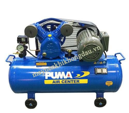 Máy nén khí Puma 1Hp cung cấp lưu lượng khí nén dồi dào