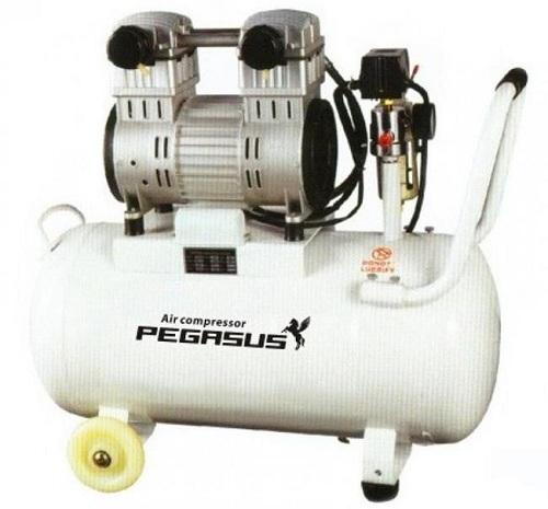Máy nén khí giảm âm Pegasus chất lượng tốt, tiết kiệm điện năng