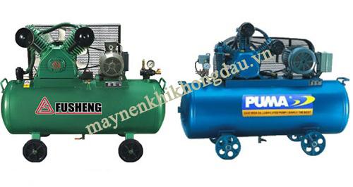 So sánh máy nén khí Fusheng và Puma