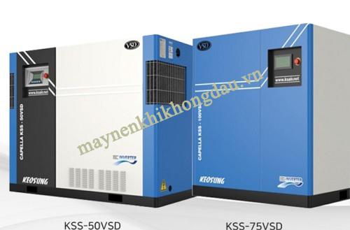 Các sản phẩm máy nén khí Keosung sở hữu những tính năng ưu Việt