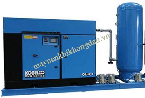 Máy nén khí trục vít Kobelco được các chuyên gia đánh giá rất cao về chất lượng