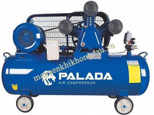 máy nén khí Palada cung cấp lưu lượng khí nén dồi dào, ít rung ồn