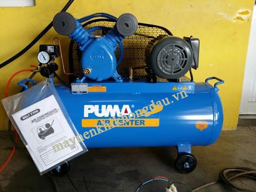 máy nén khí Puma cho hiệu quả làm việc cao, hoạt động bền bỉ, ít rung ồn