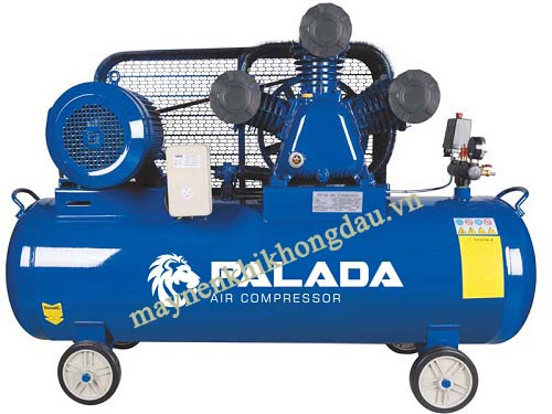 Máy nén khí Palada có chất lượng tốt, hiệu quả cao. lưu lượng ổn định