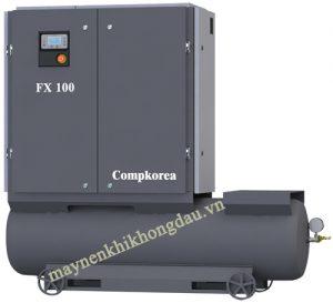 Máy nén khí Compkorea FX-100 tiện lợi với nhiều chức năng