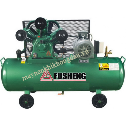D-4 là model máy bơm khí nén 3Hp tiêu biểu của hãng Fusheng
