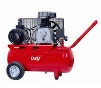 Máy nén khí D&D RBV2080I (2HP)2