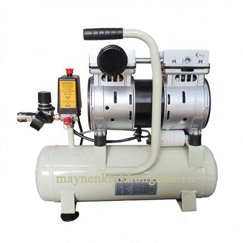 Chọn loại máy nén khí có dầu hay không dầu