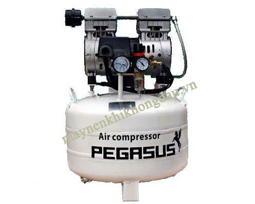 Máy nén khí không dầu chống ồn Pegasus TM-OF750-50L