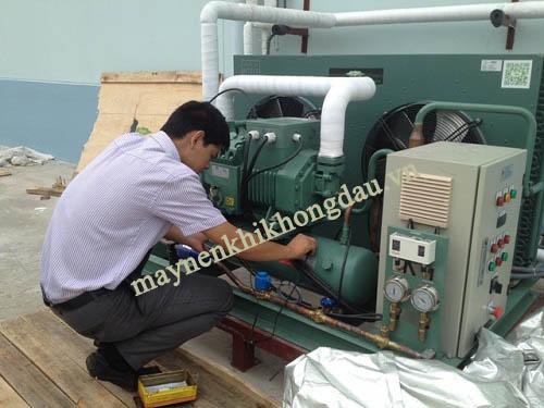Kiểm định máy nén khí đảm bảo an toàn khi vận hành