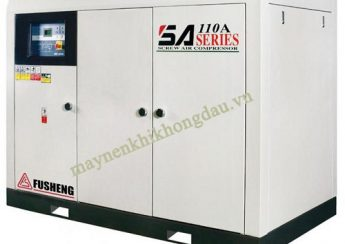 Bảo trì, bảo dưỡng máy nén khí Fusheng định kỳ giúp máy hoạt động ổn định hơn