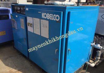 Chọn mua máy nén khí trục vít cũ của thương hiệu uy tín như Kobelco