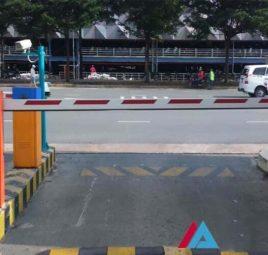Quy trình vận hành đối với barrier tự động